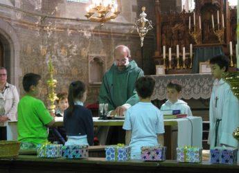 heilig vormsel en plechtige communie