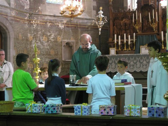 Priester / Eucharistievieringen